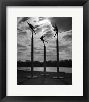 Framed Harpies II