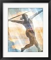 Framed Javelin America
