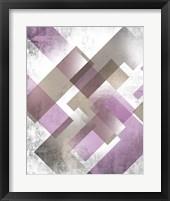 Framed Geometric 06