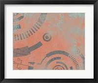 Framed Geometric 10