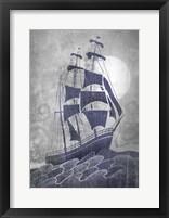 Framed Nautical 1
