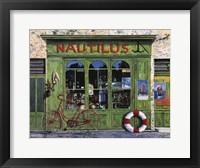 Framed Il Nautilus