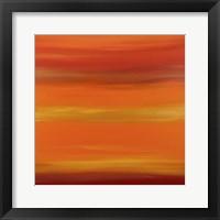 Framed Sunset 20