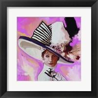 Framed Audrey Hepburn My Fair Lady