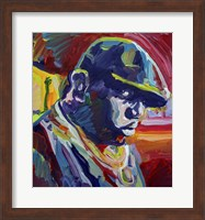 Framed Biggie Smalls