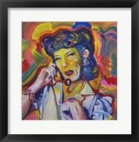 Framed Lily Tomlin