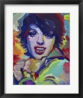 Framed Liza Minelli