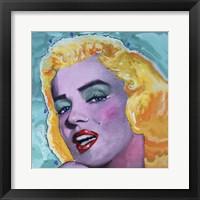 Framed Mayilyn Monroe