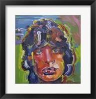 Framed Mick Jagger