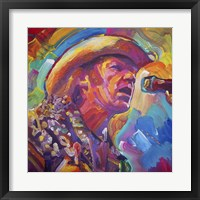 Framed Neil Young