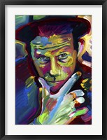 Framed Tom Waits