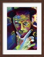 Framed Tom Waits