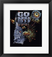 Framed Go Deep