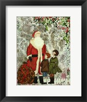 Framed Christmas Memory