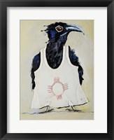 Framed Crow Vest
