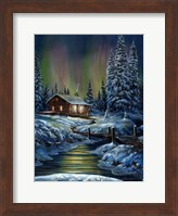 Framed Fire and Ice