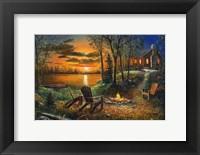 Framed Fireside