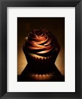 Framed Chocolate Cupcake