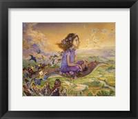 Framed Alexandras Flight Of Wonders
