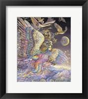 Framed Ariels Flight