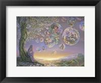 Framed Bubble Tree