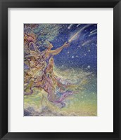 Framed Catch A Falling Star
