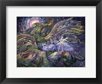 Framed Dragon Dancers