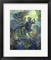 Framed For The Love Of A Mermaid