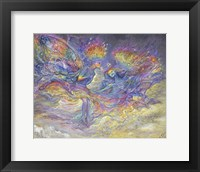 Framed Rainbow Fairies