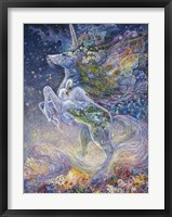 Framed Soul Of A Unicorn