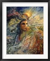 Framed Spirit Of The Elements