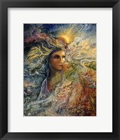 Framed Spirit Of The Elements