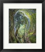 Framed Spirit Of The Forest