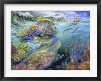 Framed Spirit Of The Ocean