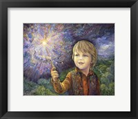 Framed Young Wizard
