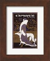 Framed Chryssoie, Bas Deluxe, c.1928
