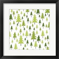 Framed Treetops