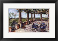 Framed Vineyard Veranda