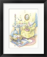 Framed Baby's Chair