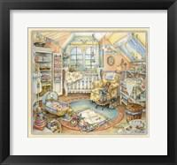 Framed Baby's Room