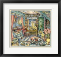 Framed Bedroom Idyll