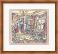 Framed Dress Shop