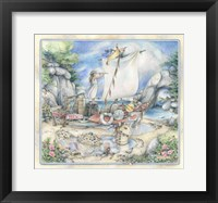 Framed Sailing The Phoenix