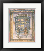 Framed Toy Shoppe