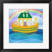 Framed Noahs Ark