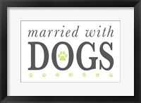 Framed Married With Dogs