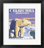 Framed Churchill, Manitoba