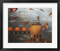 Framed Tangerine Dream