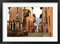 Framed Cannobio Italy