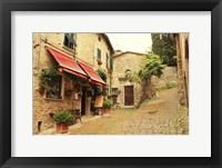 Framed Sapori di Toscana